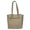 Dámska kabelka s dlhšími rúčkami gabor-bags, hnedá, 961-4011 - 16