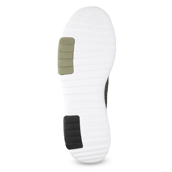 Pánske khaki tenisky adidas, 809-7201 - 18