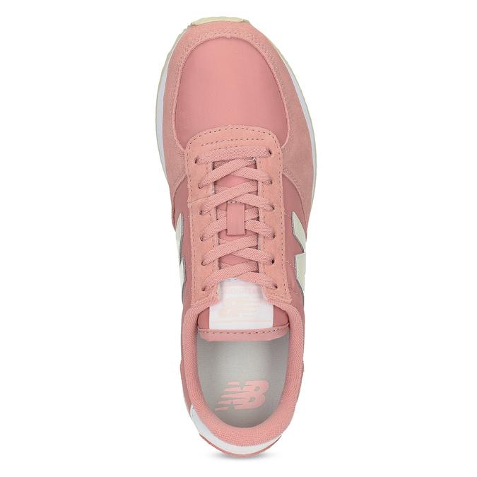 Ružové dámske tenisky new-balance, ružová, 509-5871 - 17