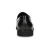Čierne pánske kožené mokasíny bata, čierna, 814-6177 - 15