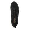 Skechers tenisky s vykrojením okolo členku skechers, čierna, 809-6807 - 17