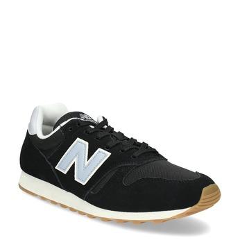 Pánske kožené tenisky New Balance 373 new-balance, čierna, 803-6207 - 13