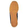 Pánske modré kožené tenisky New Balance new-balance, modrá, 803-9207 - 18
