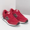 Pánske červené tenisky New Balance new-balance, červená, 809-5739 - 26