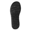 Pánske hnedé kožené sandále na suchý zips weinbrenner, 866-4631 - 18