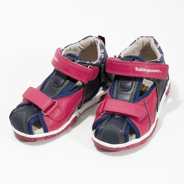 d80cad1b3 ... Dievčenské sandále na suchý zips bubblegummers, ružová, 161-5604 - 16  ...