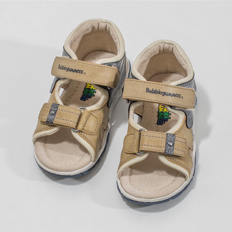 5ea2ed581 ... Detské sandále na suchý zips bubblegummers, hnedá, 161-3606 - 16 ...