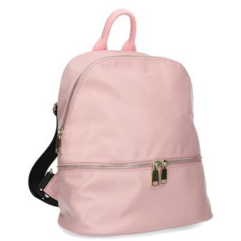 Dámsky batoh ružový bata, ružová, 969-9688 - 13