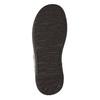 Prešívané kožené pánske žabky bata, šedá, 866-9845 - 19