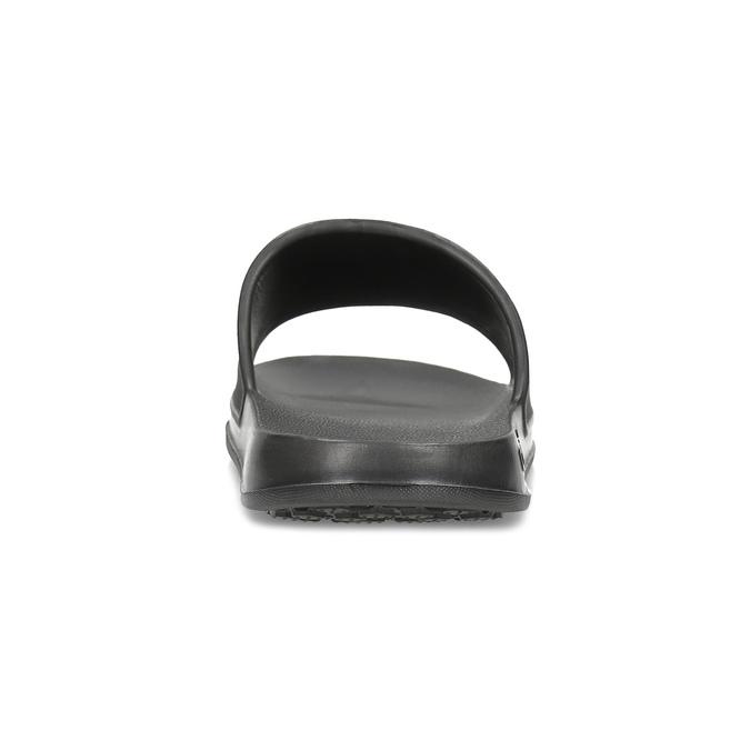 Pánske čierne šľapky coqui, čierna, 872-2658 - 15