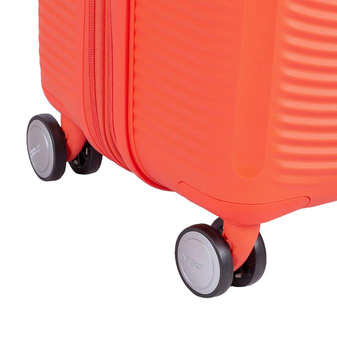 Oranžový kufor na kolieskach american-tourister, oranžová, 960-5614 - 16