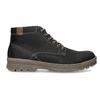Pánska zimná kožená obuv weinbrenner, čierna, 896-6107 - 19