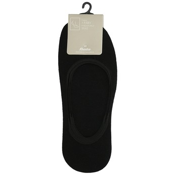 Nízke vykrojené ponožky unisex bata, čierna, 919-6819 - 13
