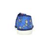 Modré detské prezuvky so vzorom bata, modrá, 179-9213 - 15