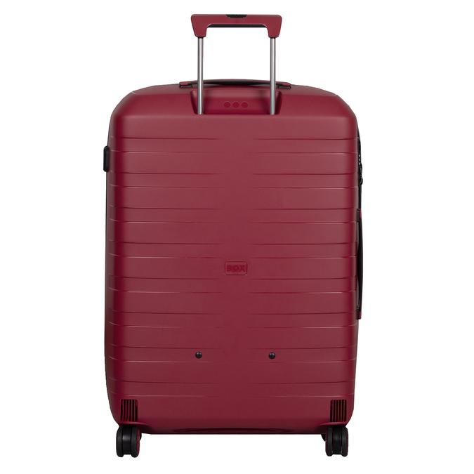 Veľký červený kufor na kolieskach roncato, červená, 960-5727 - 26