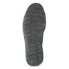 Modrá kožená pánska členková obuv bata, modrá, 843-9640 - 18