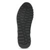 Pánske kožené tenisky so zateplením bata, čierna, 846-6646 - 18