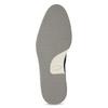 Modrá pánska kožená členková obuv bata, modrá, 826-9912 - 18