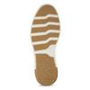 Hnedá kožená pánska členková obuv bata, hnedá, 846-3645 - 18