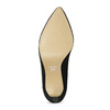 Členkové dámske čižmy na ihličkovom podpätku bata, čierna, 799-6620 - 18