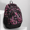 Školský batoh s bodkami bagmaster, ružová, 969-5719 - 17