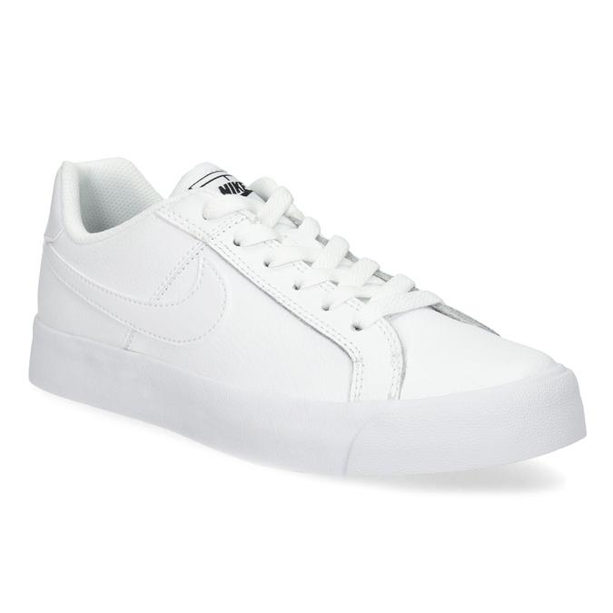 Dámske tenisky biele nike, biela, 501-1153 - 13
