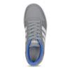 Šedé detské ležérne tenisky adidas, šedá, 401-2337 - 17