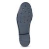Dámske modré členkové gumáky bata, modrá, 592-9600 - 18