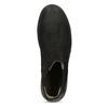 Členková kožená dámska Chelsea obuv bata, čierna, 596-6713 - 17