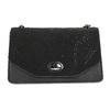 Dámska čierna Crossbody kabelka bata, čierna, 969-6874 - 26