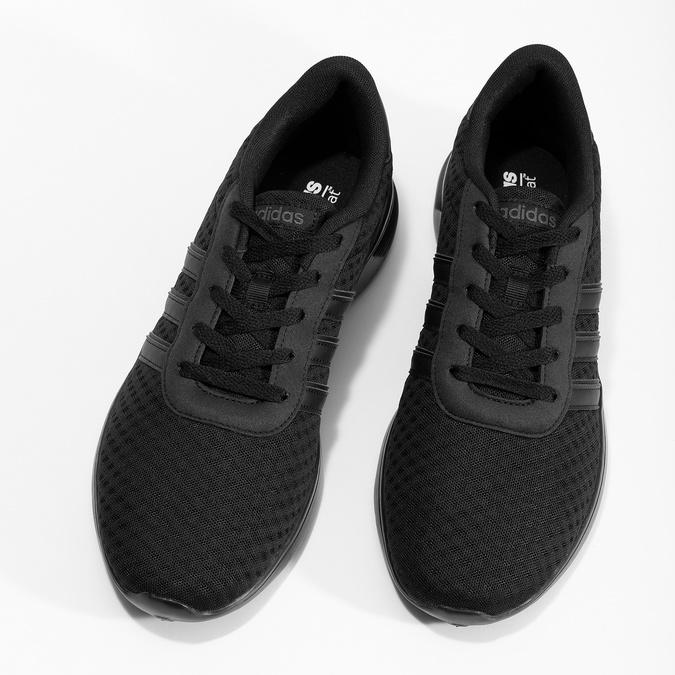 Pánske športové tenisky čierne adidas, čierna, 809-6198 - 16