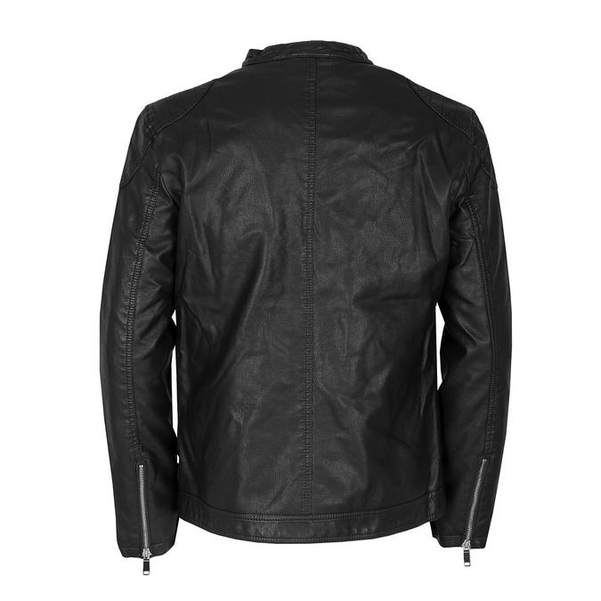 Pánska čierna jarná bunda bata, čierna, 971-6221 - 26