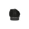 Dámske kožené čierne baleríny flexible, čierna, 526-6663 - 15