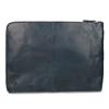 Pánske kožené púzdro na dokumenty bata, modrá, 964-9312 - 16