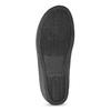 Dámske domáce čierne nazuváky bata, čierna, 579-6631 - 18