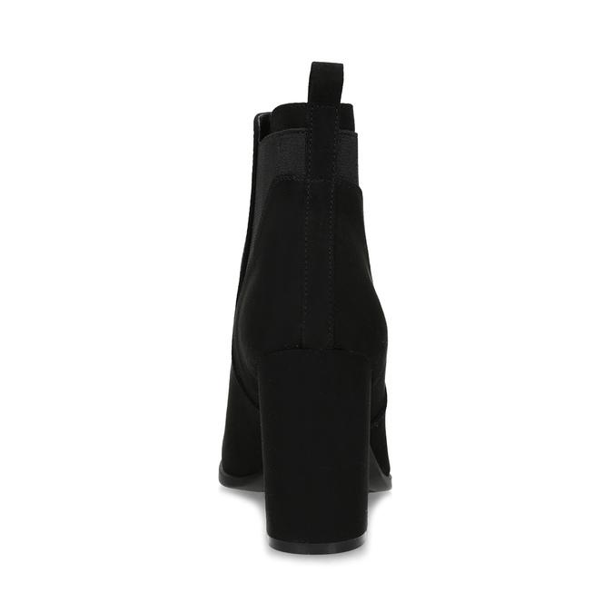Členková dámska obuv v Chelsea štýle bata-red-label, čierna, 799-6629 - 15