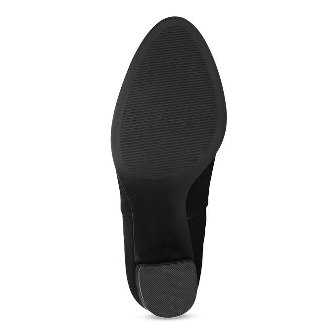 Členková dámska obuv v Chelsea štýle bata-red-label, čierna, 799-6629 - 18