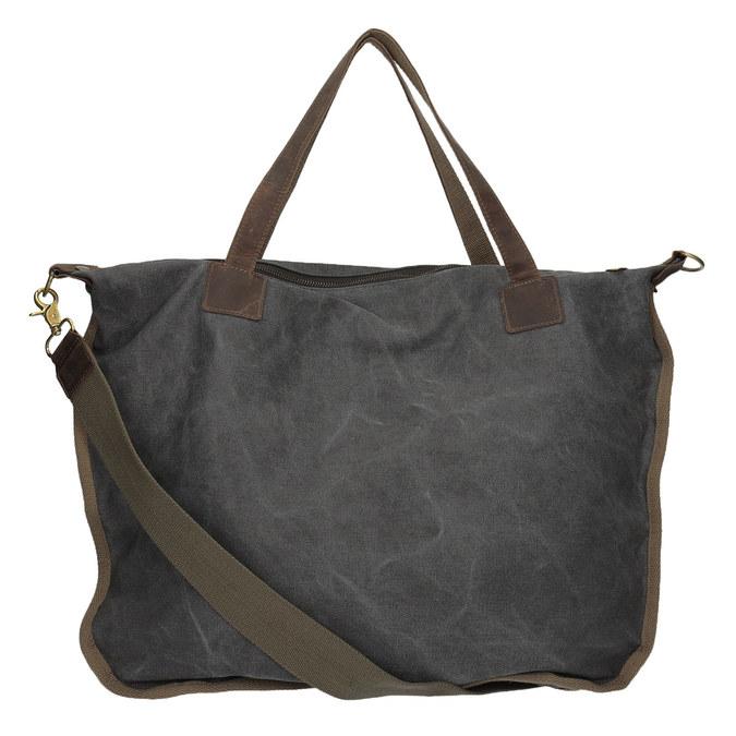 Veľká taška s popruhom weinbrenner, šedá, 969-2620 - 16