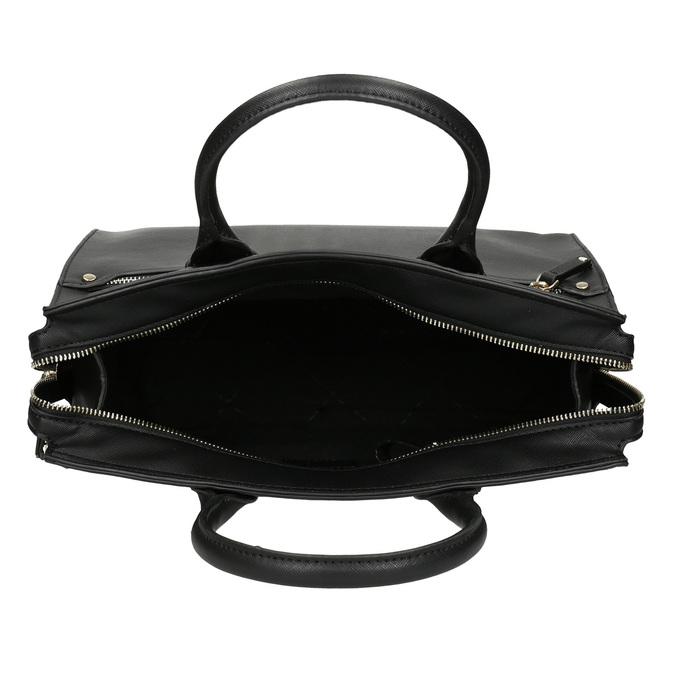 Dámska čierna kabelka bata, čierna, 961-6916 - 15