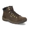 Kožená hnedá pánska outdoorová obuv caterpillar, hnedá, 806-4108 - 13