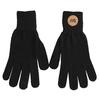 Čierne pánske textilné rukavice weinbrenner, čierna, 909-6733 - 26