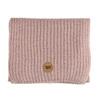 Ružový šál s hnedým detailom weinbrenner, ružová, 909-5730 - 13