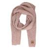 Ružový šál s hnedým detailom weinbrenner, ružová, 909-5730 - 26