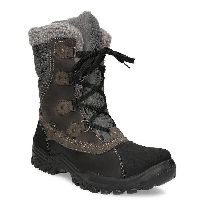 29cd46d626 Weinbrenner Pánske zimné snehule s kožúškom - Zimná obuv