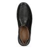 Kožené pánske mokasíny v Loafers štýle rockport, čierna, 814-6077 - 17
