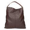 Dámska kožená Hobo kabelka bata, hnedá, 964-4236 - 26