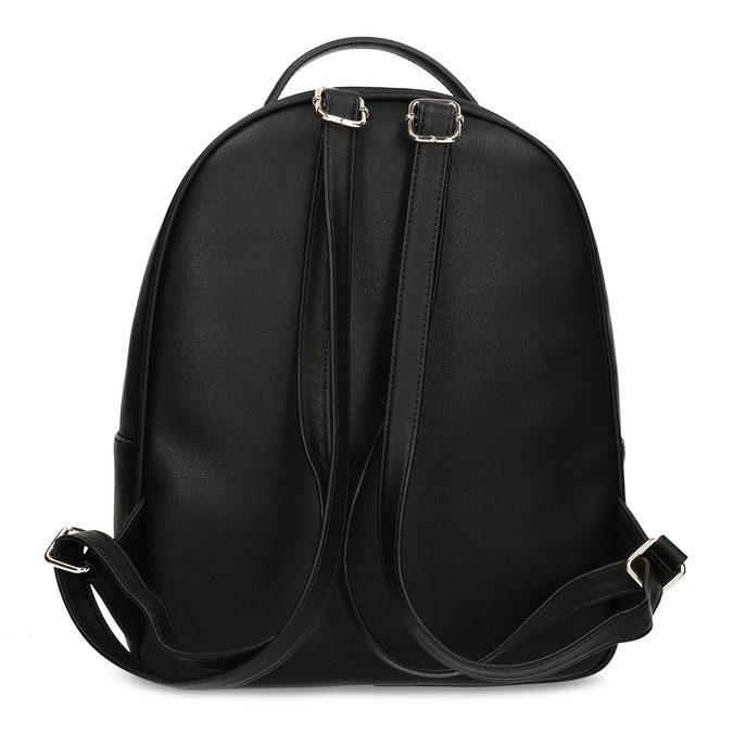 Dámsky batôžtek s čiernym odopínateľným vreckom bata-red-label, čierna, 961-6945 - 16