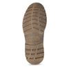 Pánska zimná obuv weinbrenner, béžová, 896-8107 - 18
