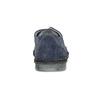 Tmavomodré kožené pánske tenisky comfit, modrá, 843-9650 - 15
