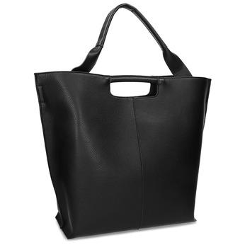 Čierna dámska kabelka bata-red-label, čierna, 961-6958 - 13